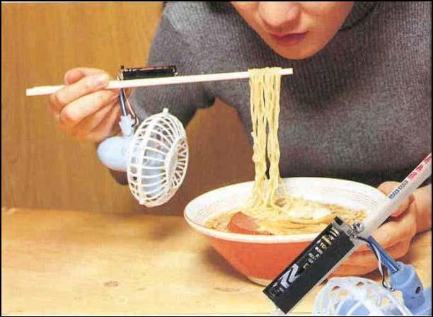 Vynalézaví Japonci.