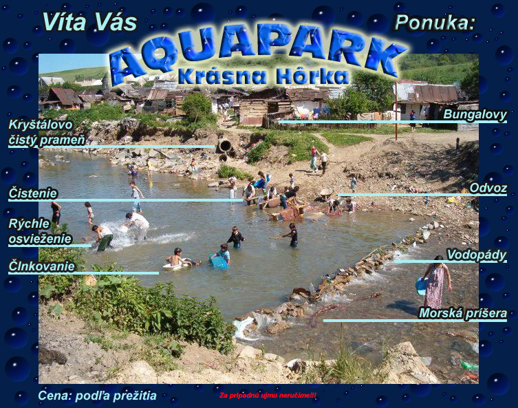 Chystáte se na dovolenou? Co takhle do tohoto Aquaparku.