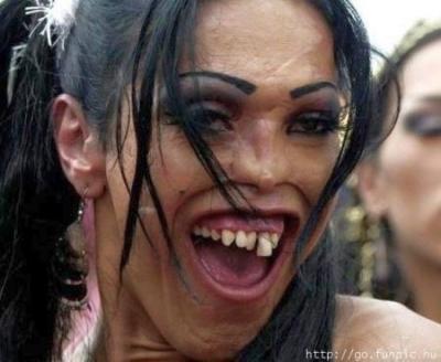 Miss Stomatologie 2008.Volilo 9 z 10 stomatologů!