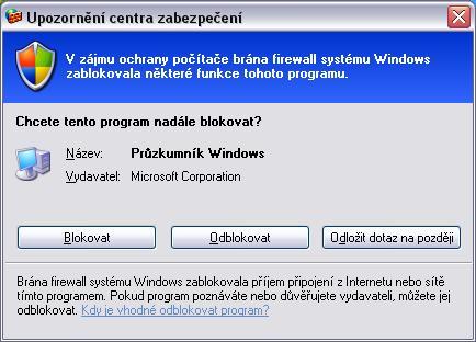 Windows samy proti sobě?